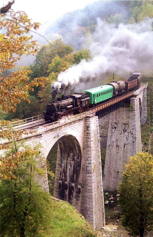 linie ferata oravita-anina